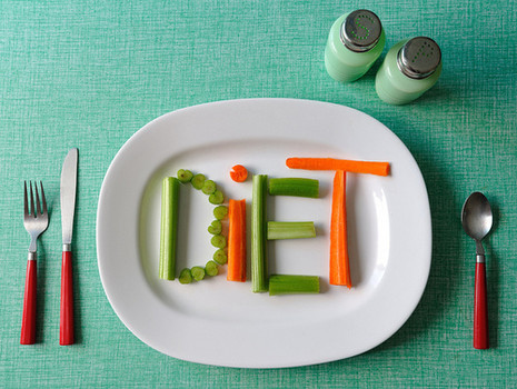 inform others you are on diet, mentally prepare yourself you are on diet